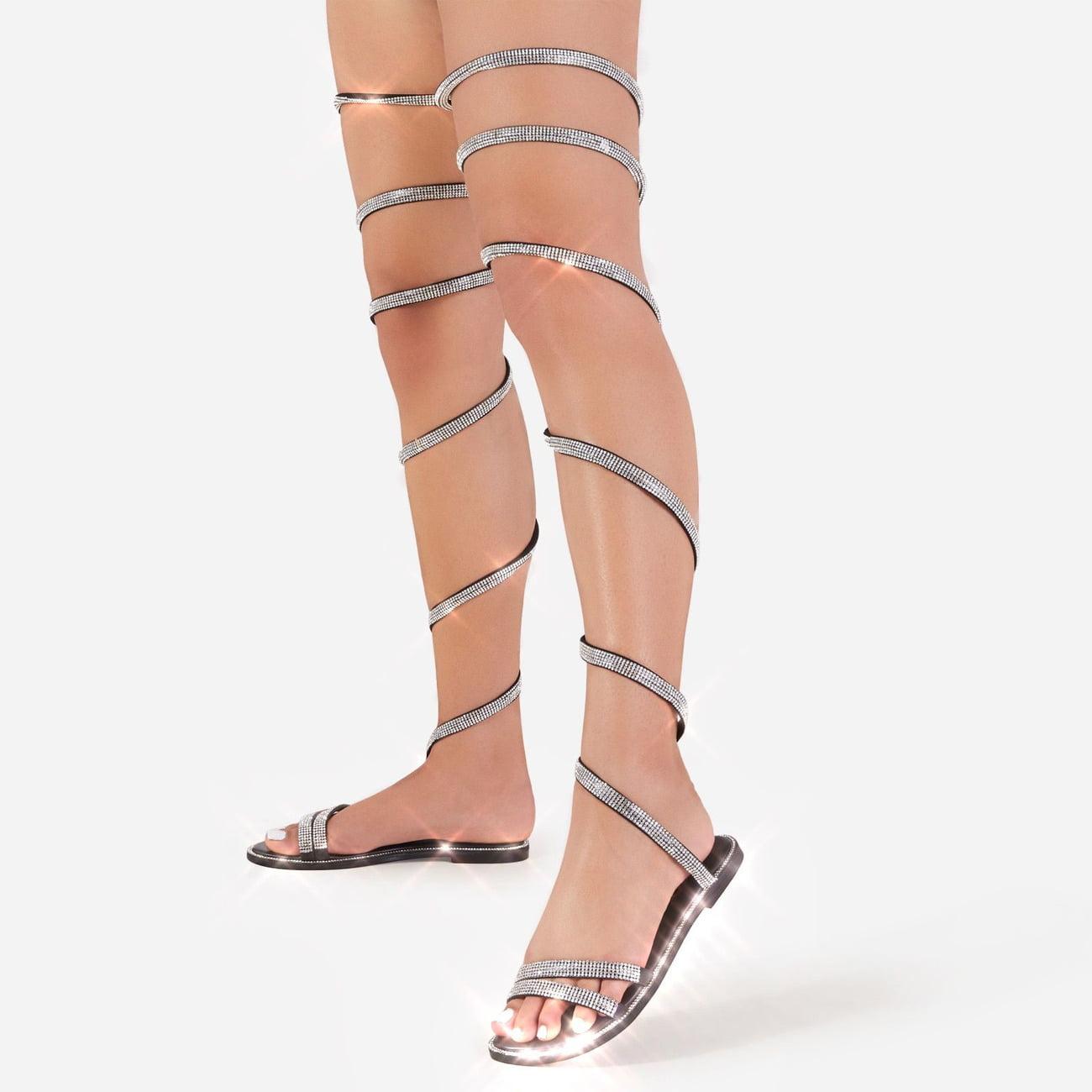 Cute Peach Heels - Vegan Suede Heels - Ankle Strap Heels