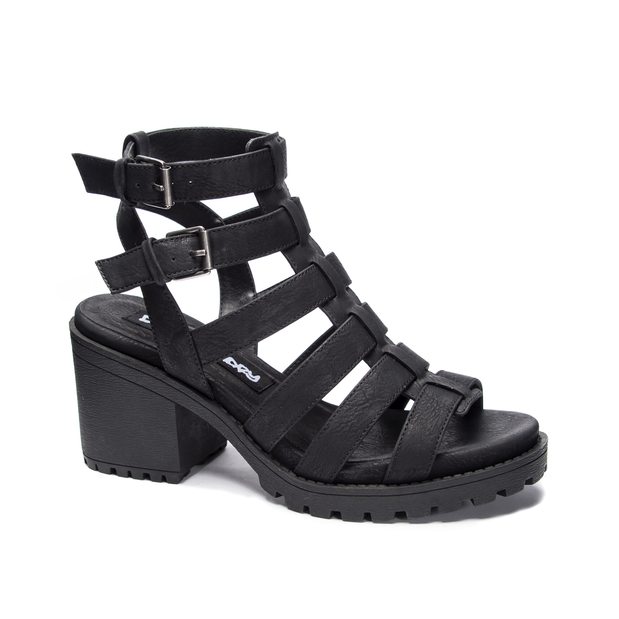 vegan chunky sandals