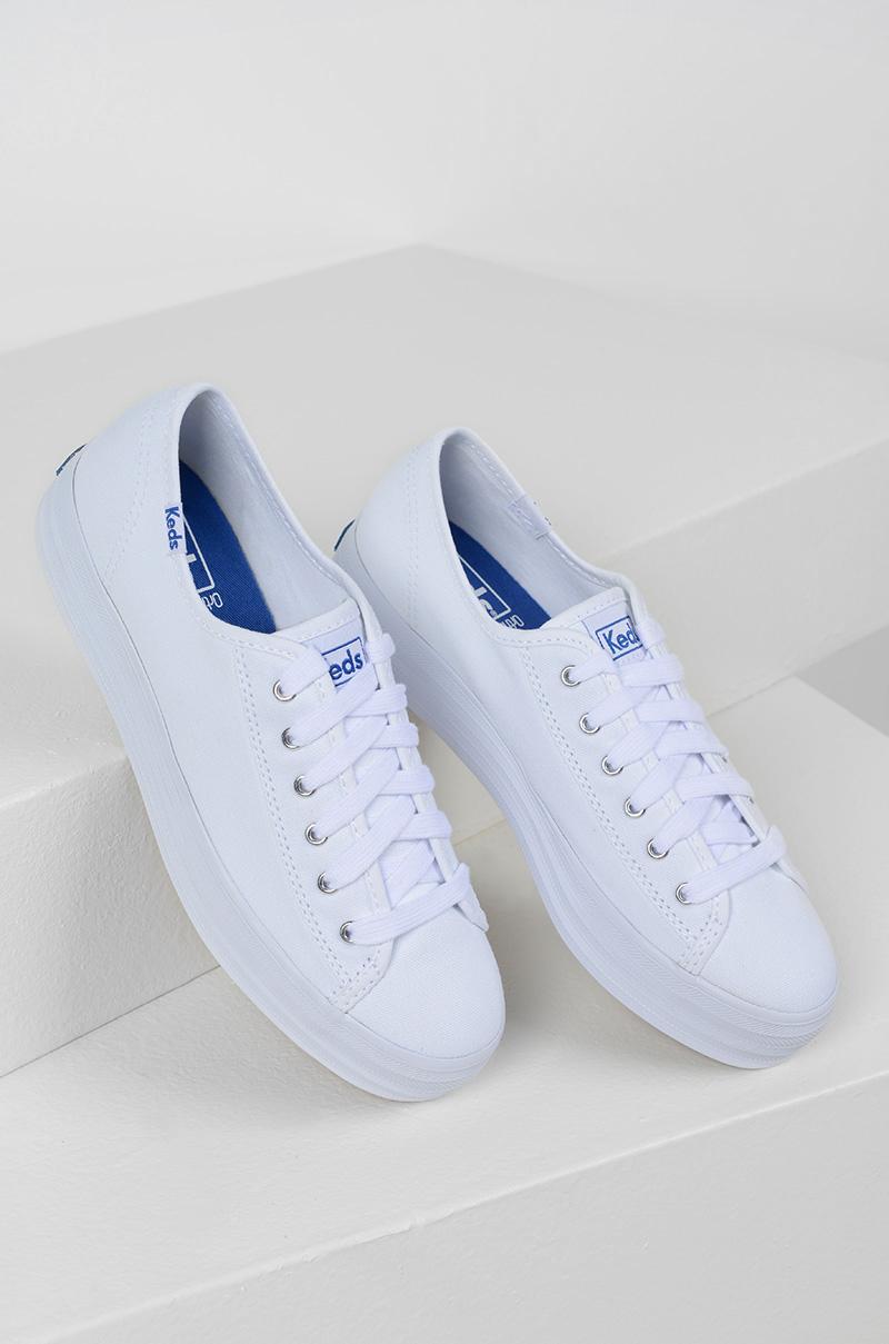 Keds Triple Kick Canvas Fashion Sneaker