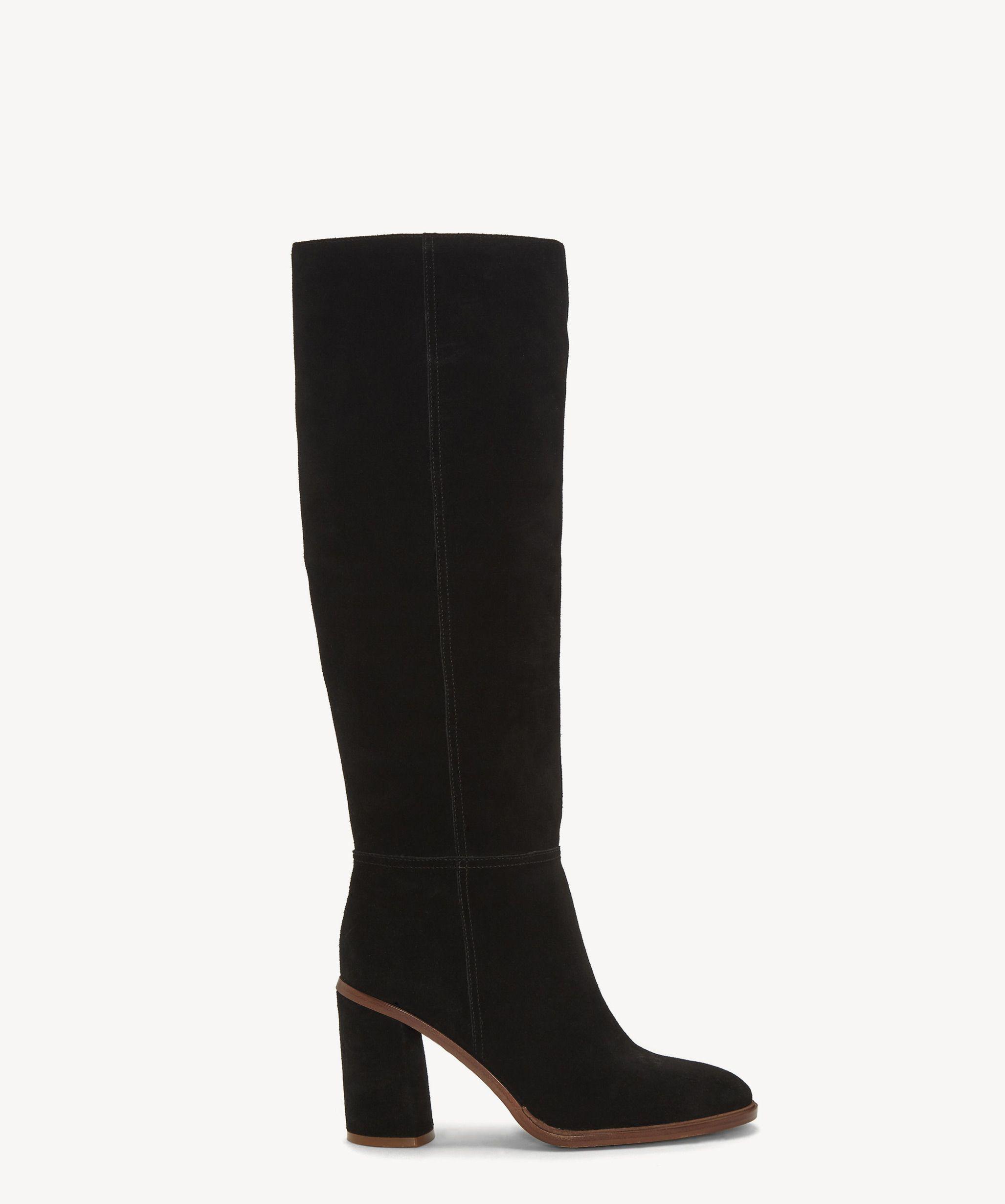 Vince-Camuto-DAMEERA-Knee-High-Block-Heel-Fashion-Dress-Boots thumbnail 5