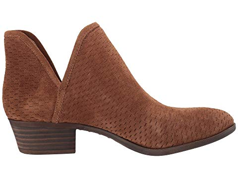 Lucky Brand Women/'s Baley Cedar Slip On Block Heel Ankle Boots