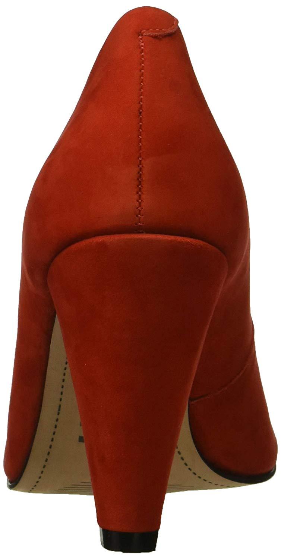 LFL by Lust For Life Women/'s Cambridge Slip On Wrapped Heel Nubuck Dress Pump