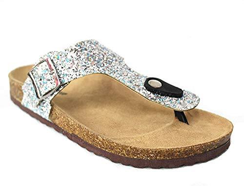 forever sparkle sandals