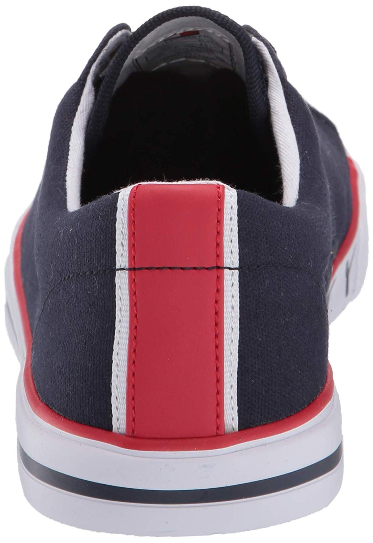 Tommy-Hilfiger-Men-039-s-Pitne-Sneaker-Light-Blue-Lace-Up-Boat-Shoes thumbnail 4