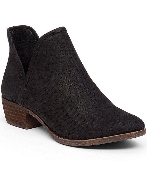 Lucky Brand Baley Fashion Boot Black