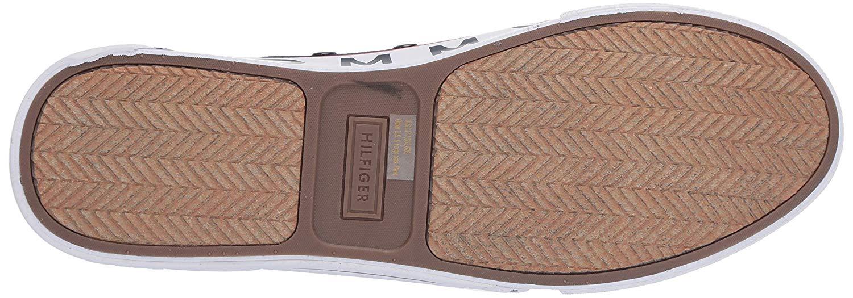 Tommy-Hilfiger-Men-039-s-Pitne-Sneaker-Light-Blue-Lace-Up-Boat-Shoes thumbnail 5