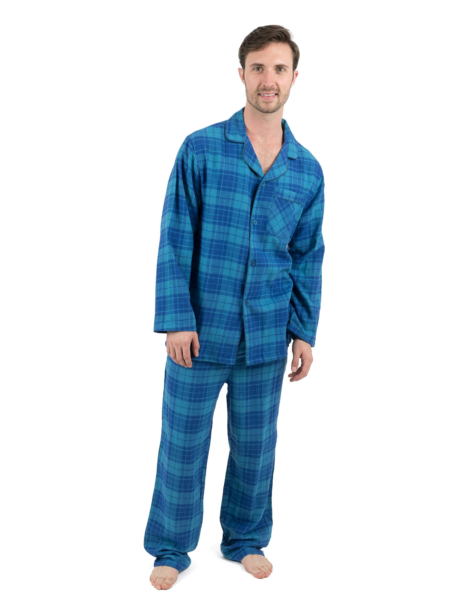 Mens Christmas Pajamas.Details About Leveret Mens Flannel Pajamas 2 Piece Christmas Pajama Set Size Small Xxx Large