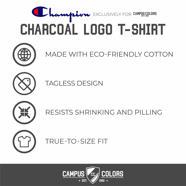 Champion Adult NCAA Soft Style Mascot Tagless T-Shirt