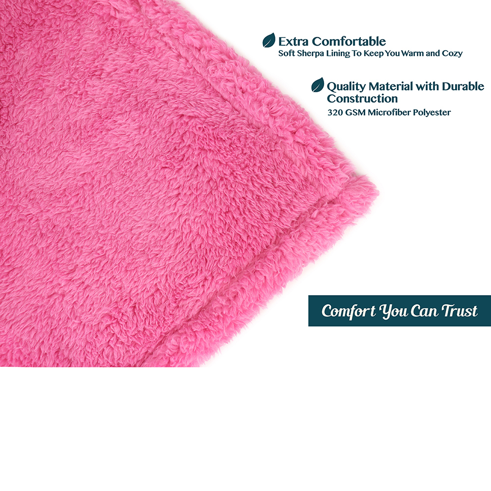 Soft-Fuzzy-Warm-Cozy-Throw-Blanket-with-Fluffy-Sherpa-Fleece-for-Sofa-Couch-Bed thumbnail 57