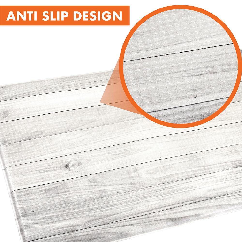 Kitchen Home Cushion Floor Mat Anti-Fatigue Standing Mat Office Desk Indoor Rug