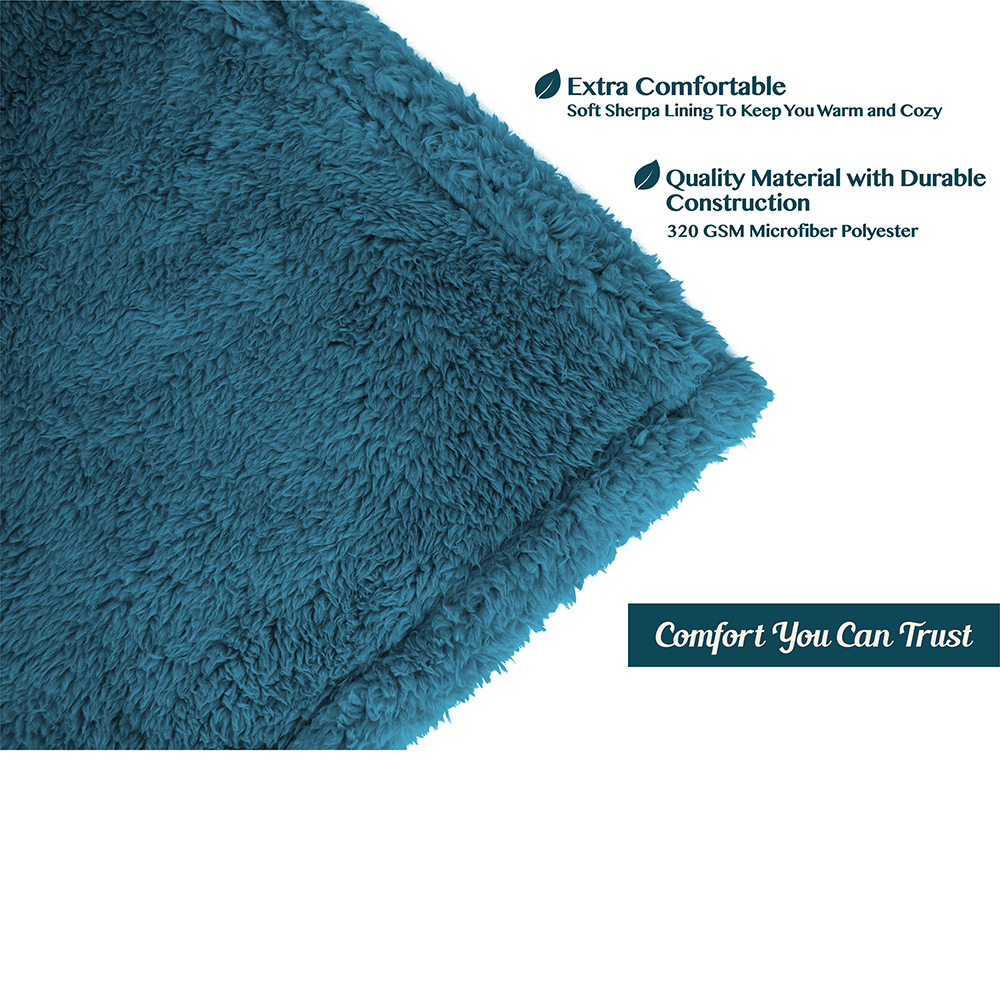 Soft-Fuzzy-Warm-Cozy-Throw-Blanket-with-Fluffy-Sherpa-Fleece-for-Sofa-Couch-Bed thumbnail 75
