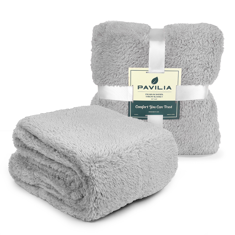 Soft-Fuzzy-Warm-Cozy-Throw-Blanket-with-Fluffy-Sherpa-Fleece-for-Sofa-Couch-Bed thumbnail 53