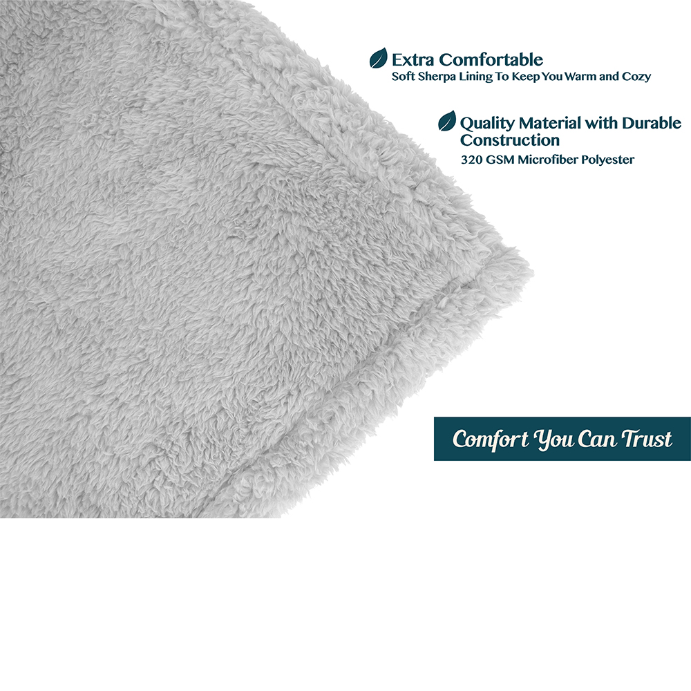 Soft-Fuzzy-Warm-Cozy-Throw-Blanket-with-Fluffy-Sherpa-Fleece-for-Sofa-Couch-Bed thumbnail 47