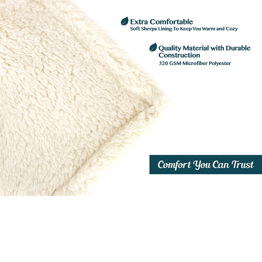 Soft-Fuzzy-Warm-Cozy-Throw-Blanket-with-Fluffy-Sherpa-Fleece-for-Sofa-Couch-Bed thumbnail 40