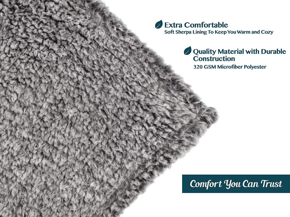 Soft-Fuzzy-Warm-Cozy-Throw-Blanket-with-Fluffy-Sherpa-Fleece-for-Sofa-Couch-Bed thumbnail 29