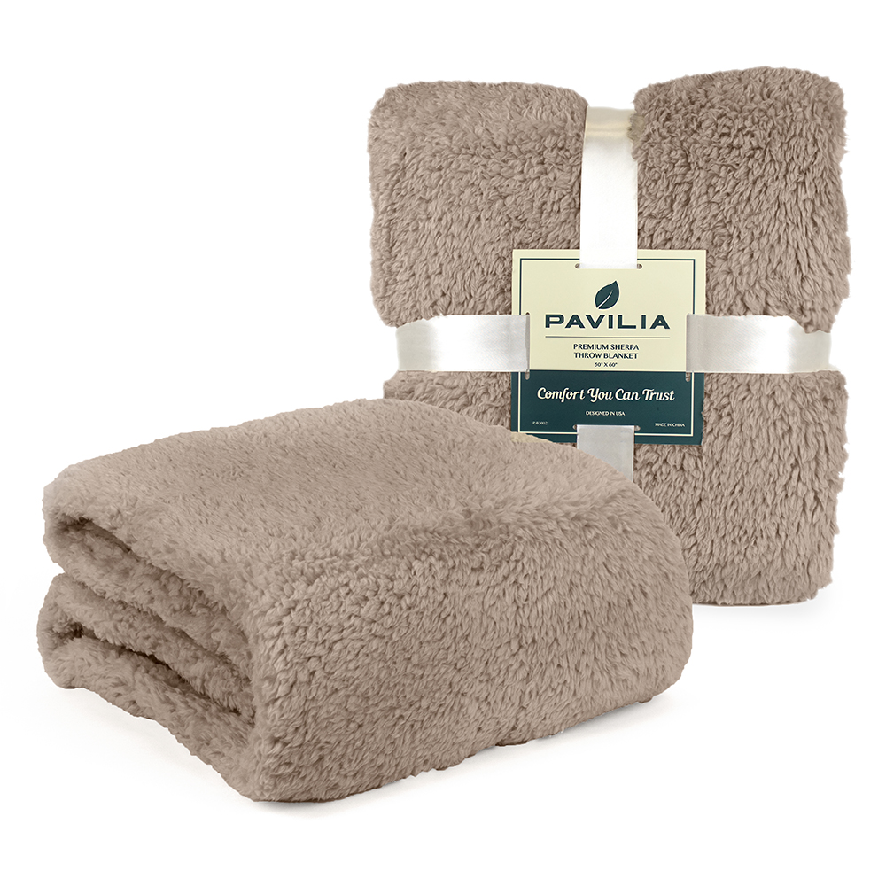 Soft-Fuzzy-Warm-Cozy-Throw-Blanket-with-Fluffy-Sherpa-Fleece-for-Sofa-Couch-Bed thumbnail 80