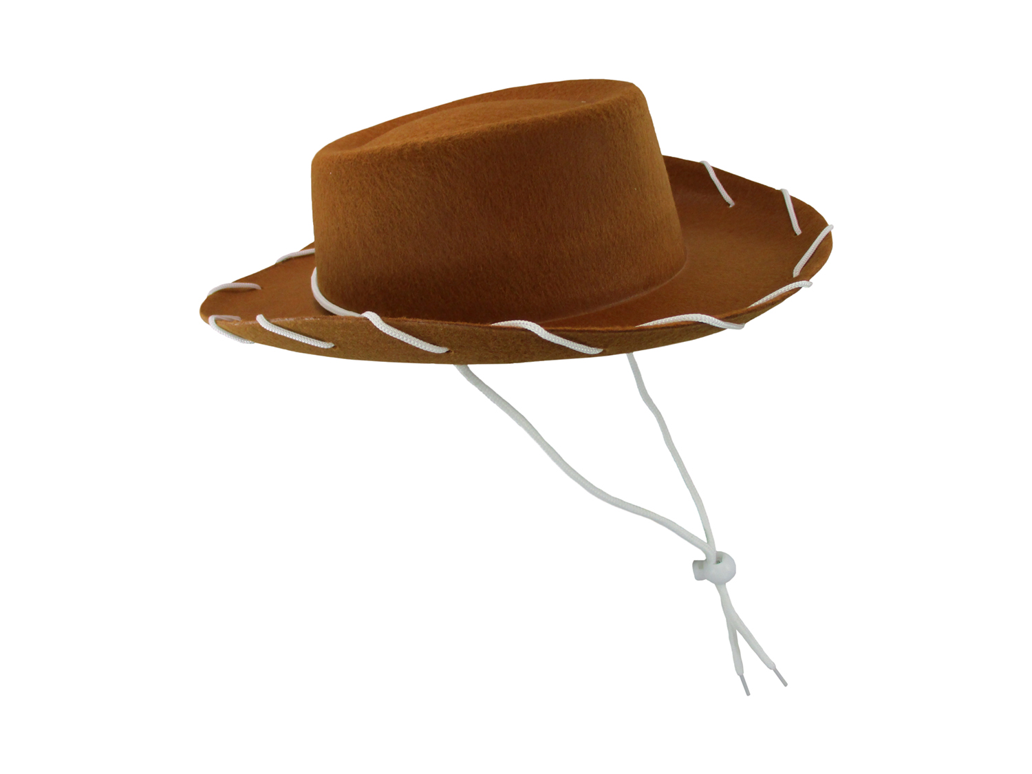 thumbnail 13 - Childs Girls Boys Western Woody Jessie Style Cowboy Cowgirl Sheriff Hat Costume
