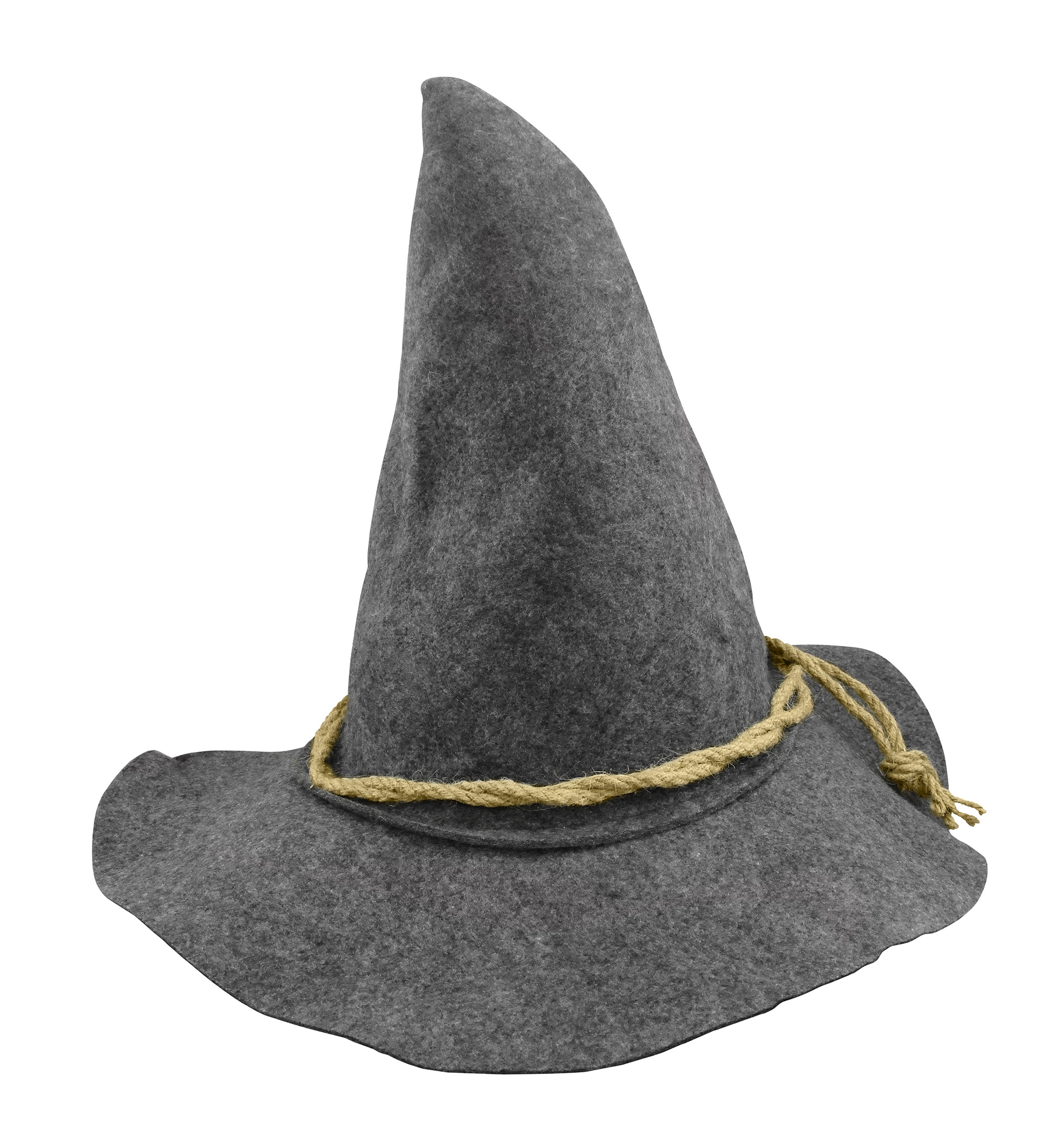 thumbnail 16 - Adult Scarecrow Hat Deluxe Felt Oktoberfest Wizard Witch Hillbilly Hat Costume