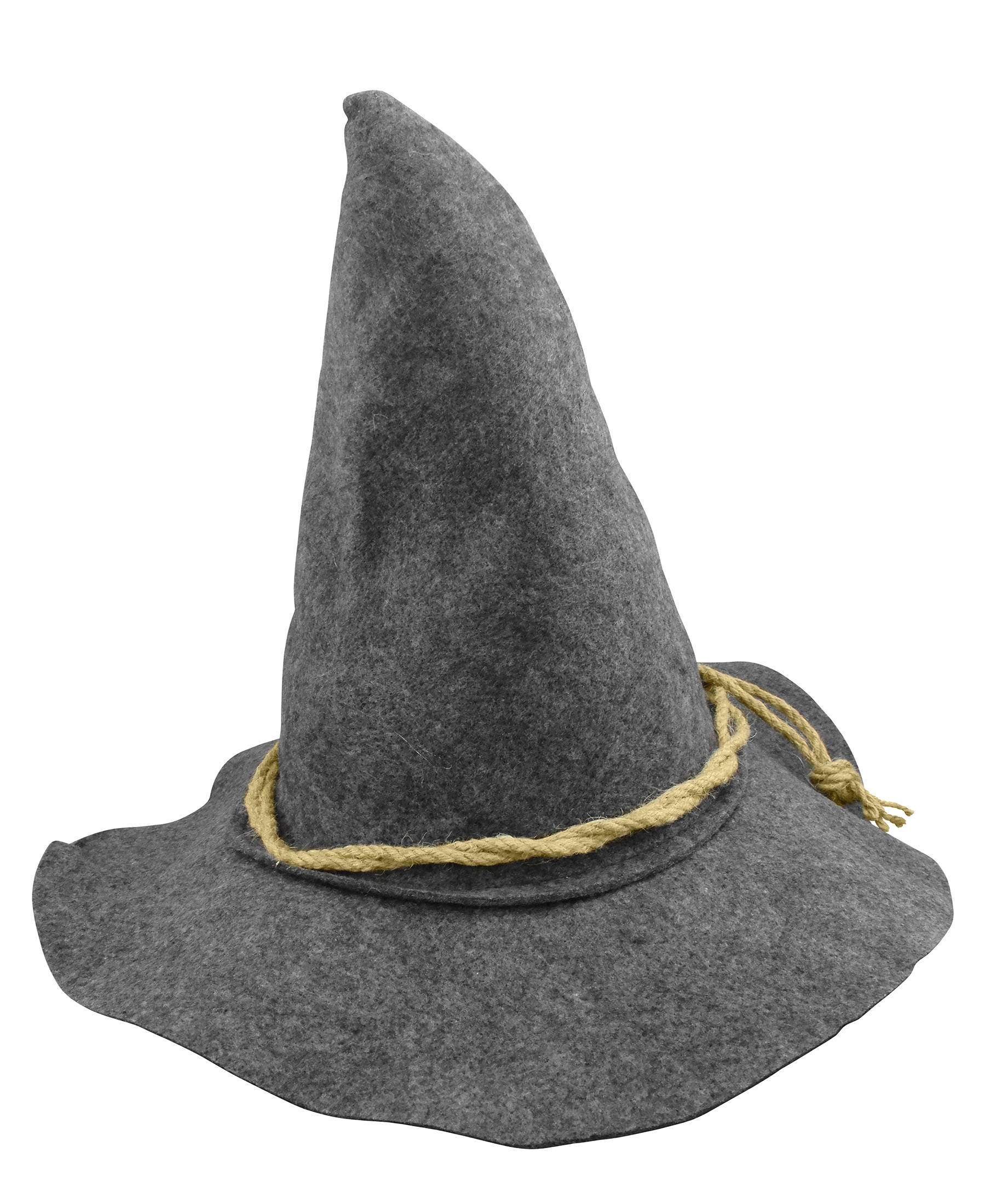 thumbnail 17 - Adult Scarecrow Hat Deluxe Felt Oktoberfest Wizard Witch Hillbilly Hat Costume