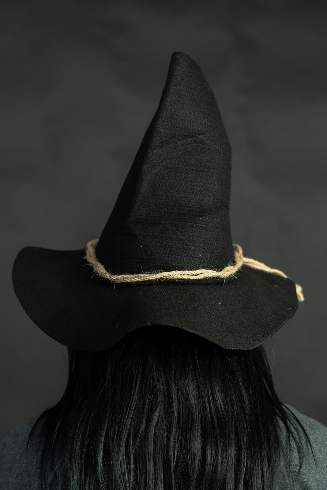 thumbnail 4 - Adult Scarecrow Hat Deluxe Felt Oktoberfest Wizard Witch Hillbilly Hat Costume