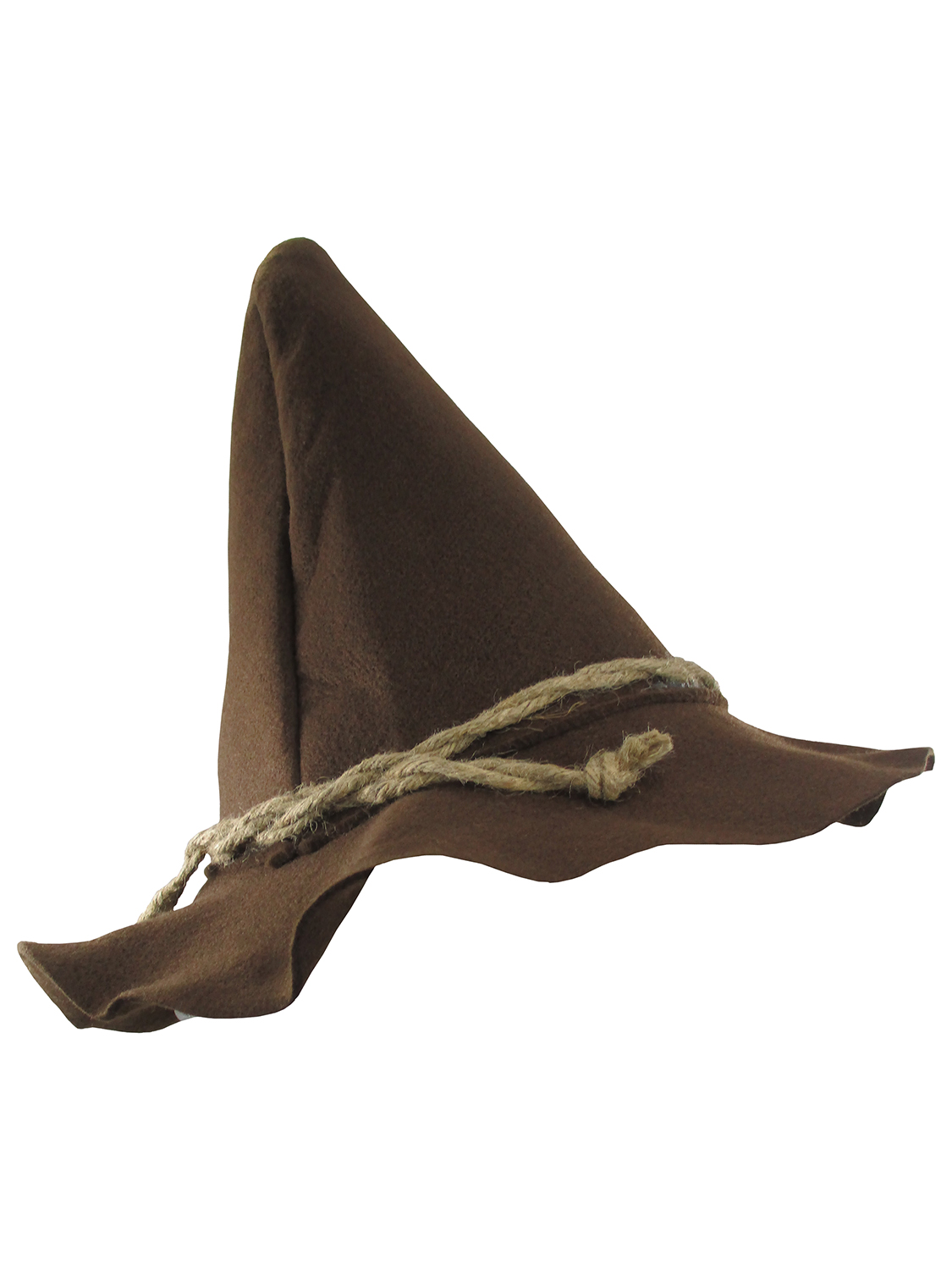 thumbnail 15 - Adult Scarecrow Hat Deluxe Felt Oktoberfest Wizard Witch Hillbilly Hat Costume