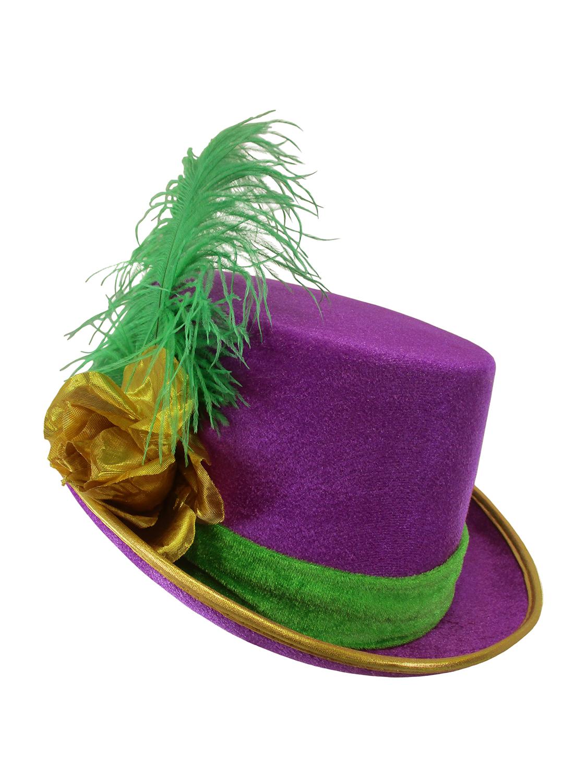 Ladies Mini Top Hat On Headband 20s Womens 1920s Costume Accessory