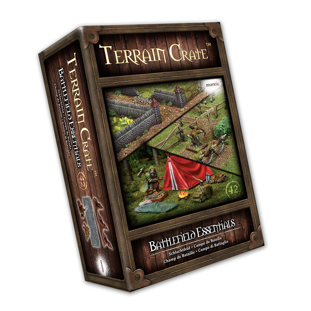 TerrainCrate Battlefield Objectives