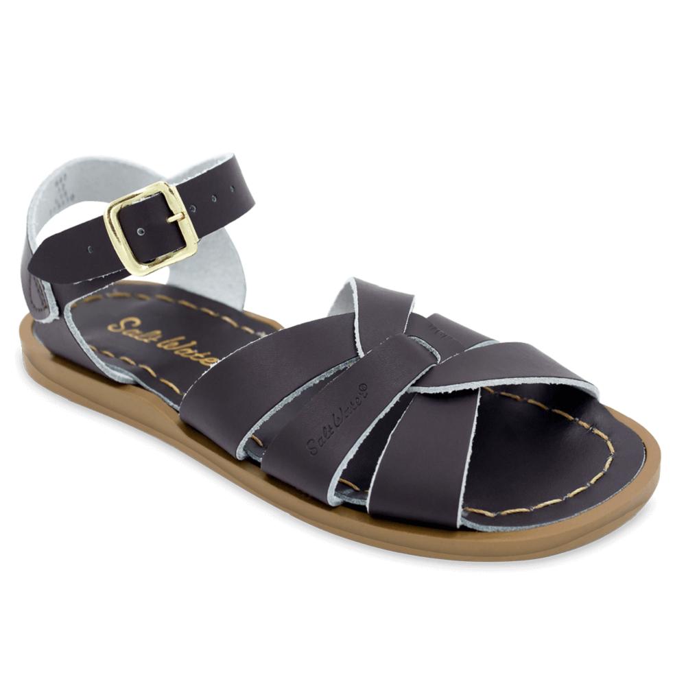 by Hoy Shoe The Original Brown Sandal Salt Water Sandals 882-BROWN