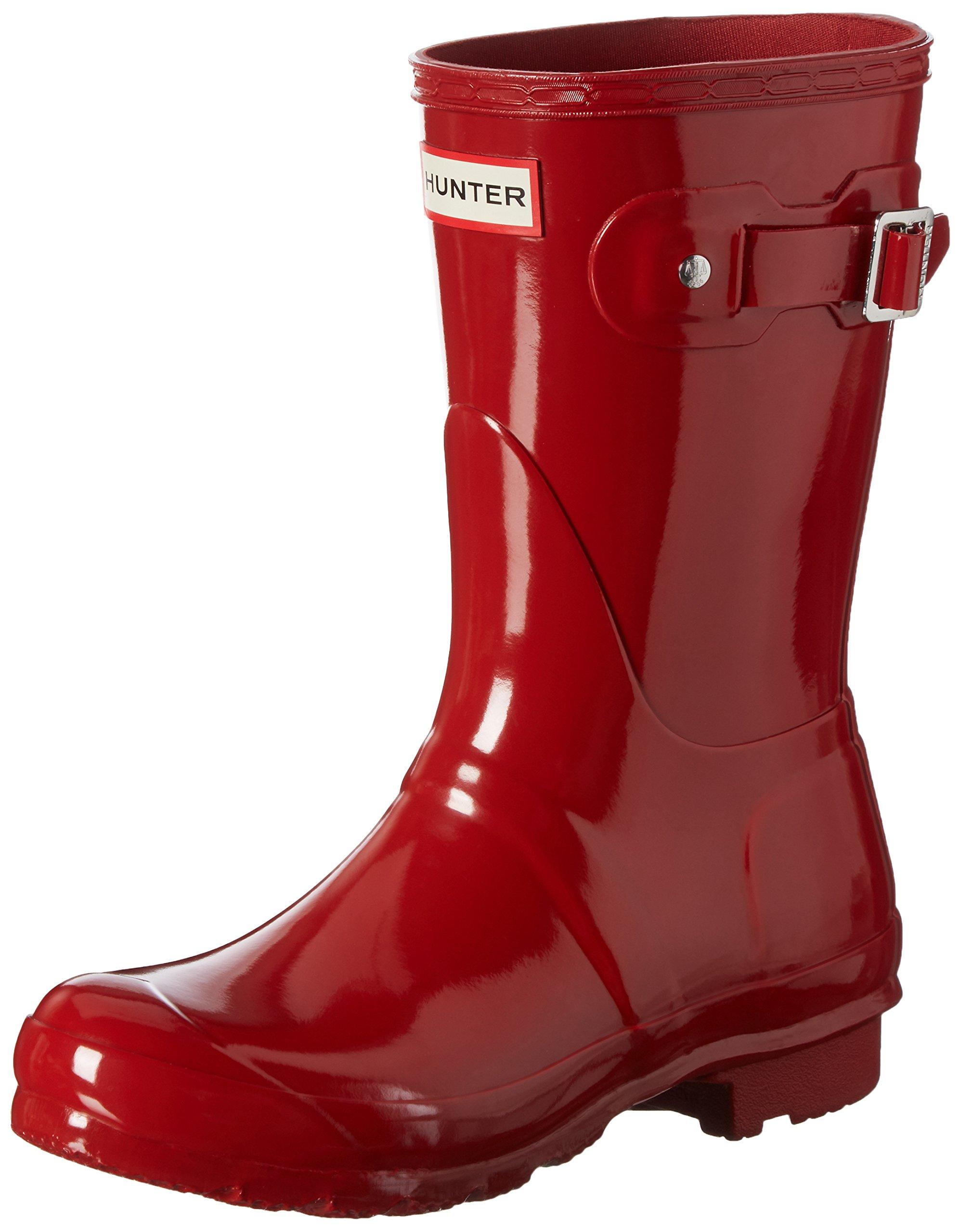 Hunter-WFS1000RGL-Women-039-s-Original-Short-Gloss-Boots-All-Colors thumbnail 27