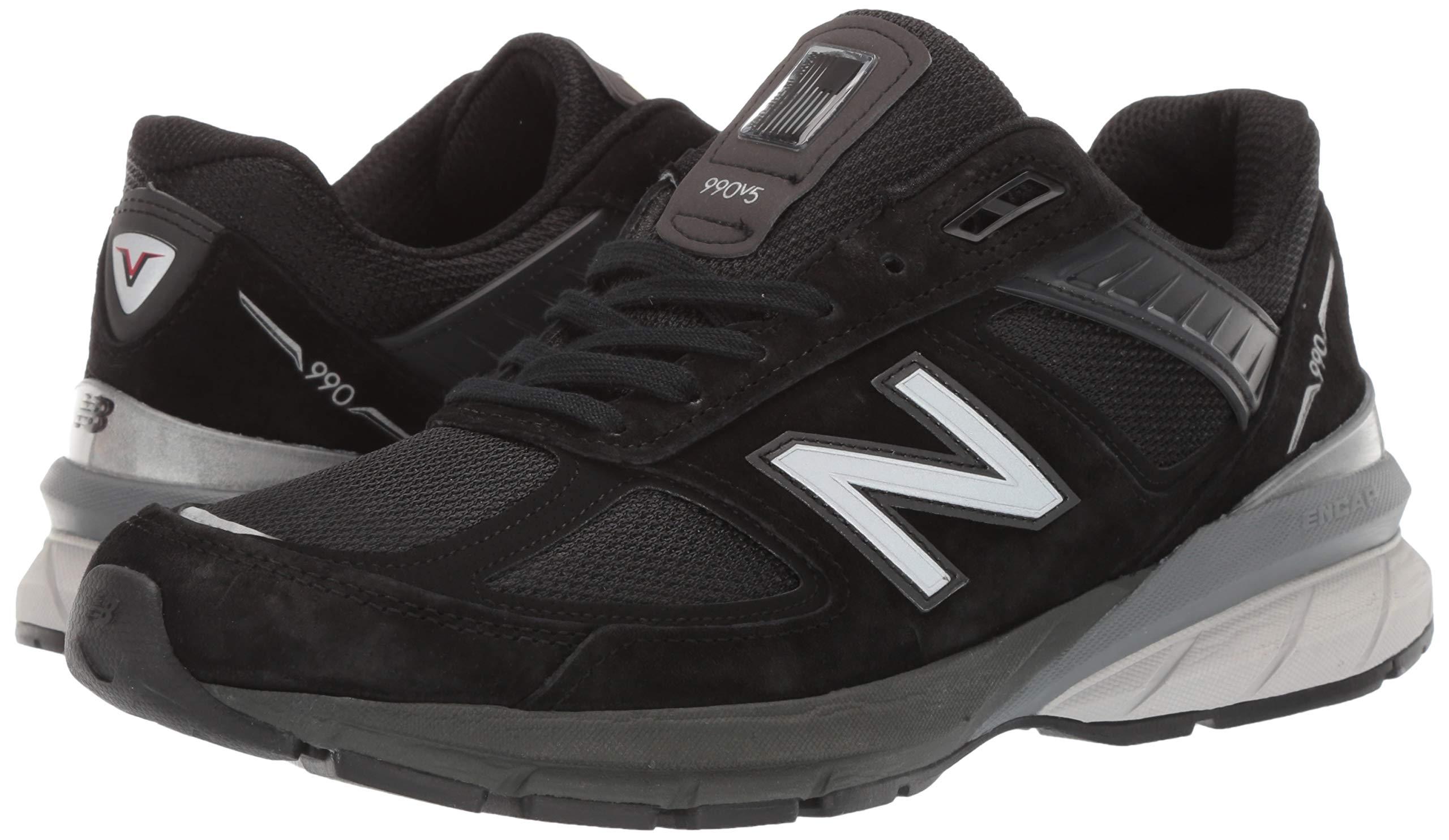 New-Balance-M990v5-Men-039-s-Made-in-USA-GL5-NV5-BK5-BB5 thumbnail 12