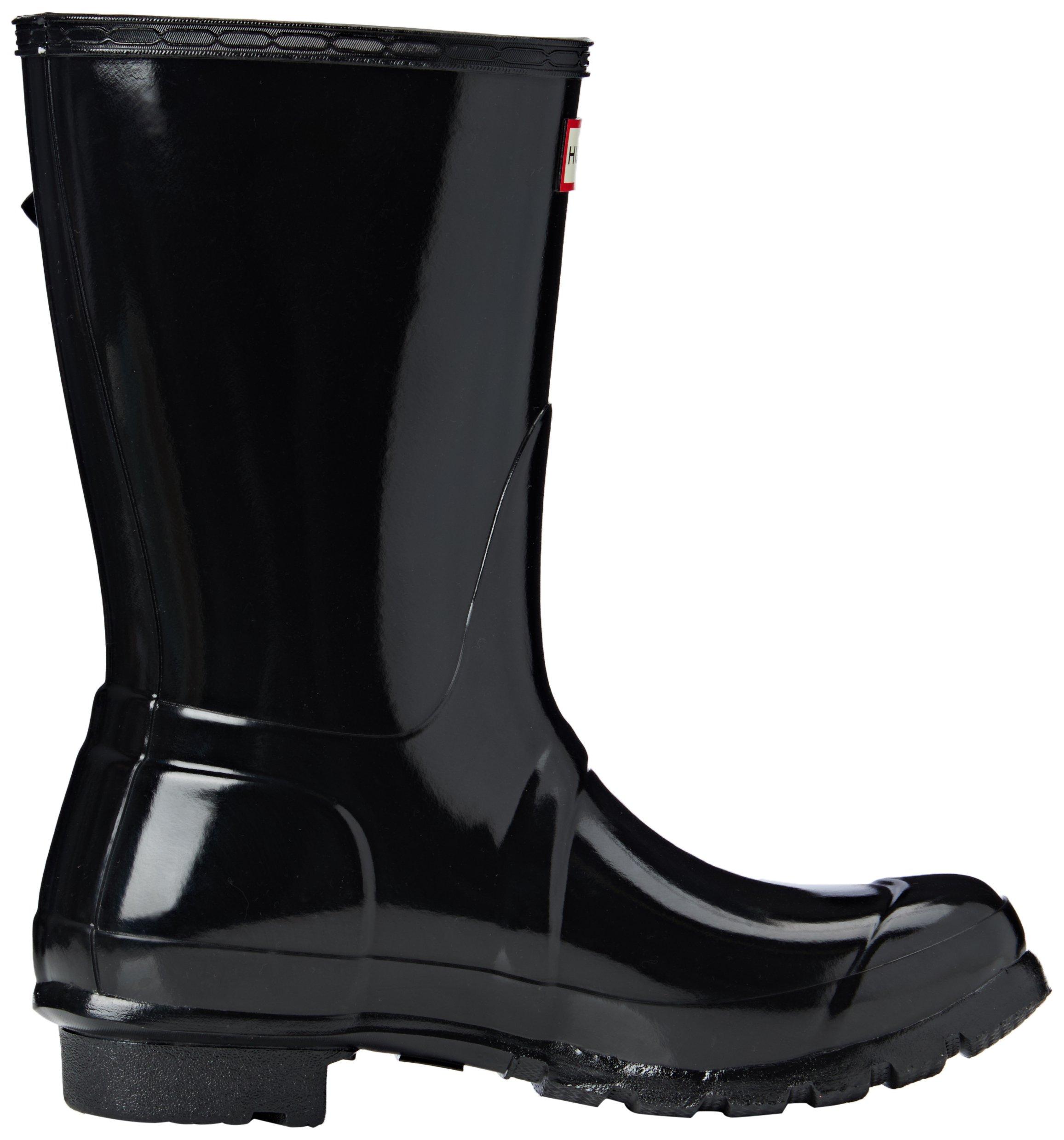Hunter-WFS1000RGL-Women-039-s-Original-Short-Gloss-Boots-All-Colors thumbnail 10