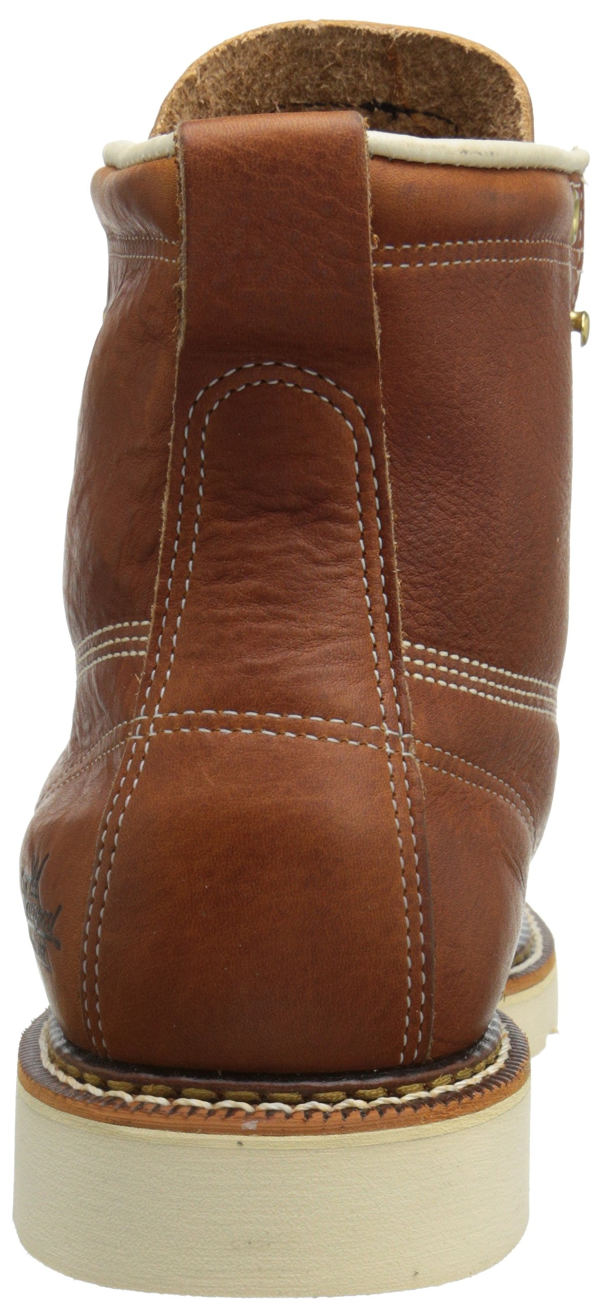 Thorogood-American-Heritage-Men-039-s-6-034-Moc-Toe-Max-Wedge-Non-Safety-Boots thumbnail 21
