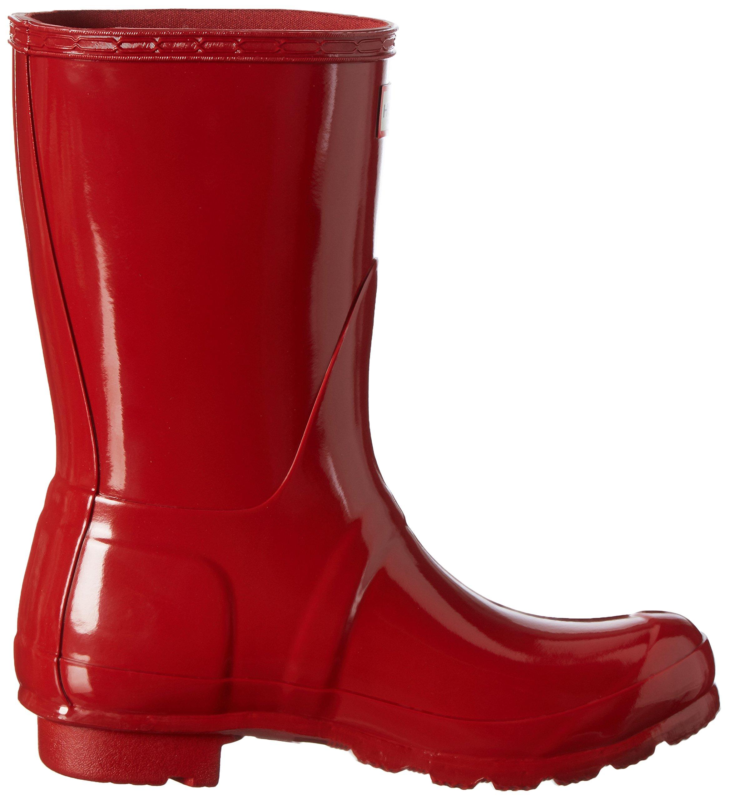 Hunter-WFS1000RGL-Women-039-s-Original-Short-Gloss-Boots-All-Colors thumbnail 32