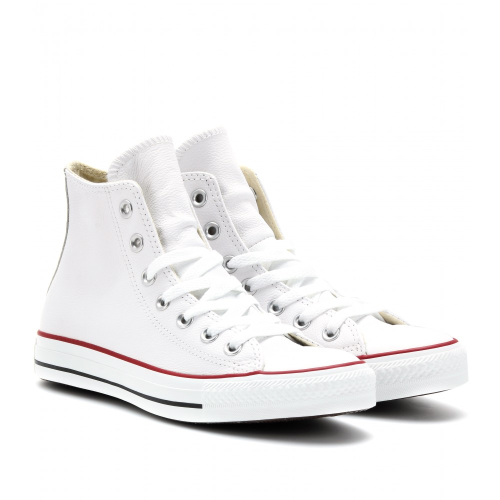 Details about Converse M7650: Chuck Taylor All Star High Top Optical White Shoes