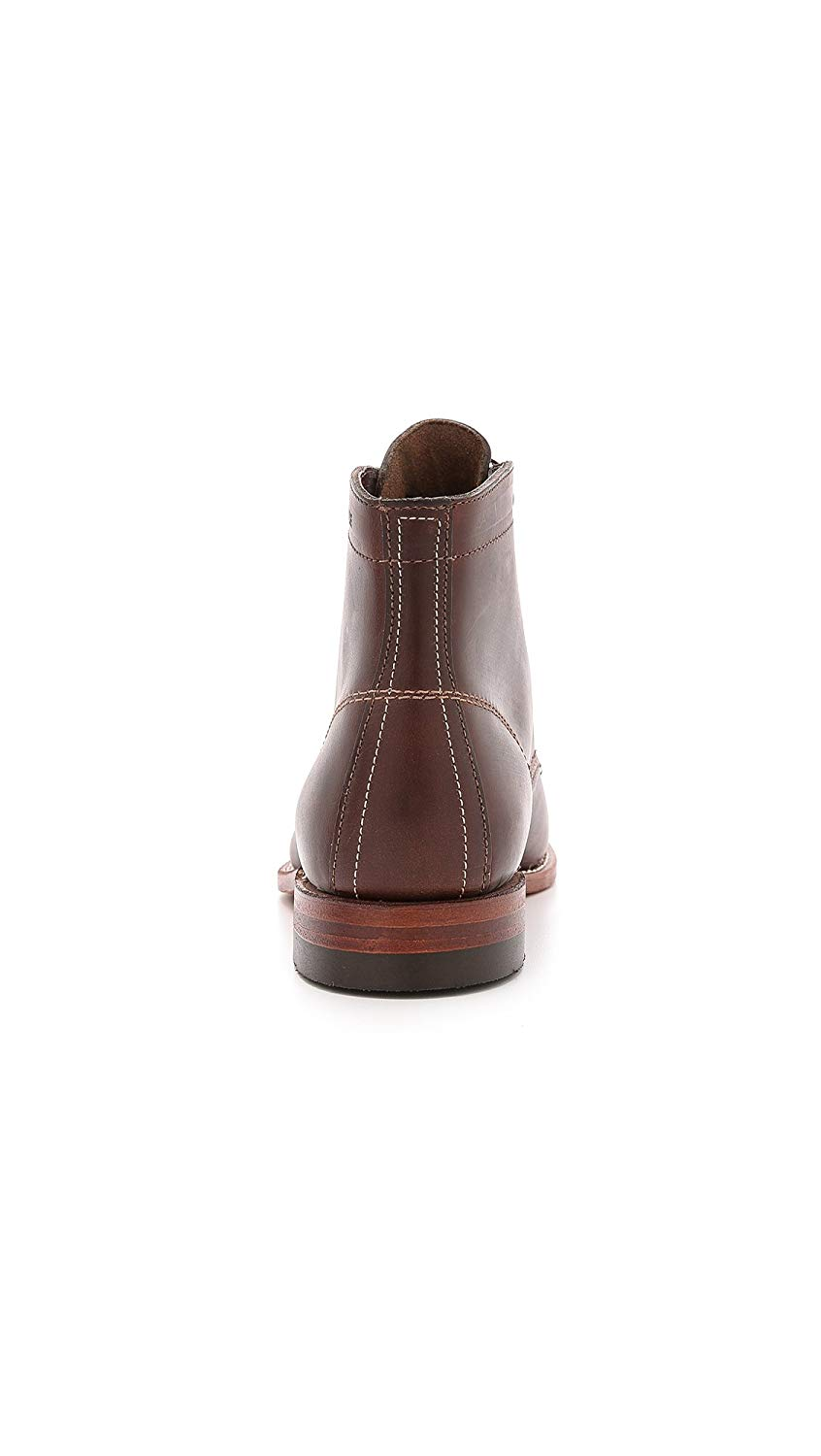 Wolverine-1000-Mile-Men-039-s-Leather-Boots-Cordovan-8-Black-Brown-Rust thumbnail 6