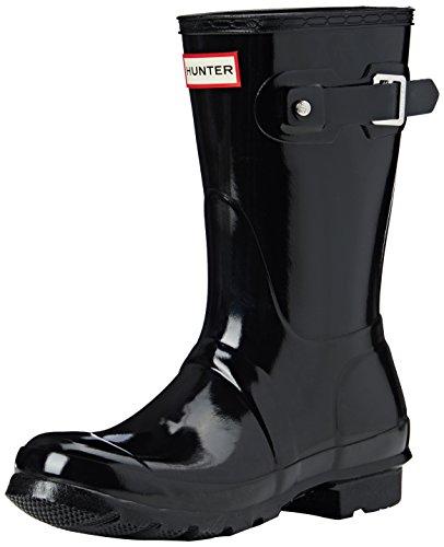 Hunter-WFS1000RGL-Women-039-s-Original-Short-Gloss-Boots-All-Colors thumbnail 3