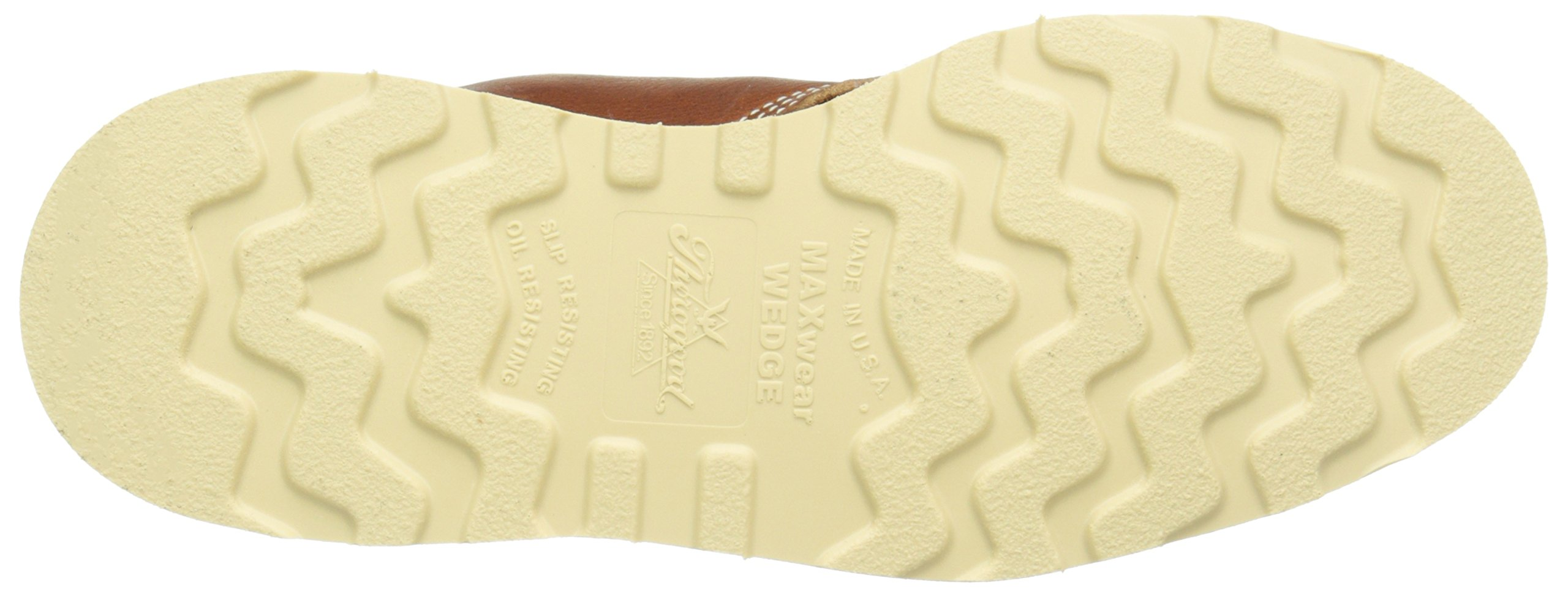 Thorogood-American-Heritage-Men-039-s-6-034-Moc-Toe-Max-Wedge-Non-Safety-Boots thumbnail 22