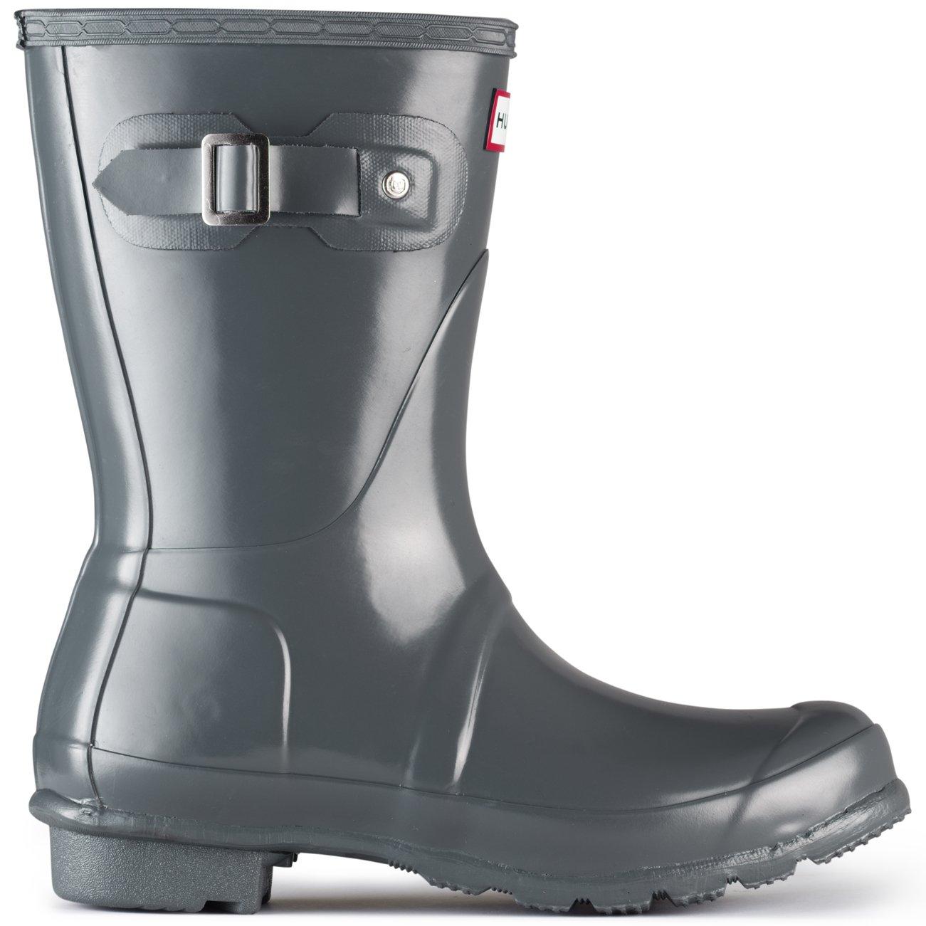 Hunter-WFS1000RGL-Women-039-s-Original-Short-Gloss-Boots-All-Colors thumbnail 22