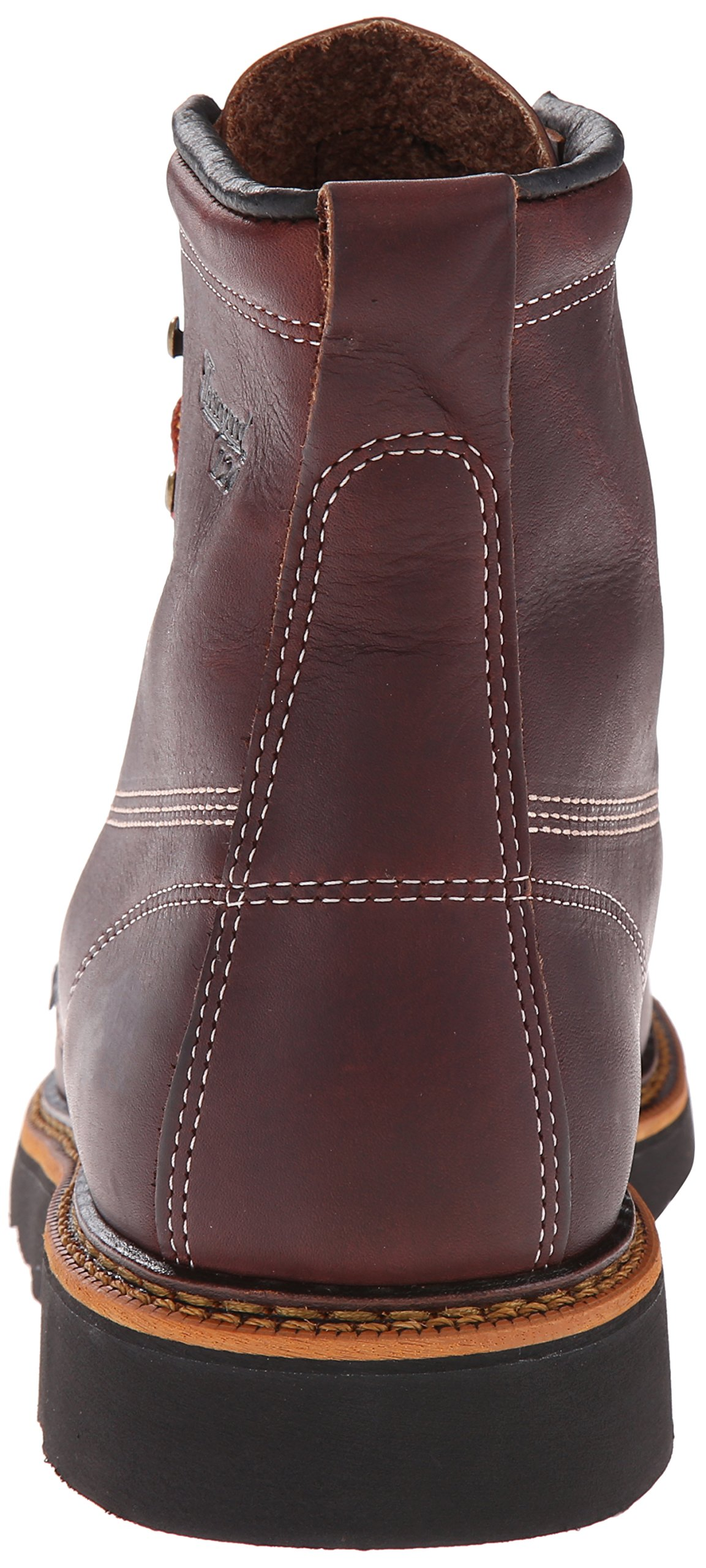 Thorogood-American-Heritage-Men-039-s-6-034-Moc-Toe-Max-Wedge-Non-Safety-Boots thumbnail 10