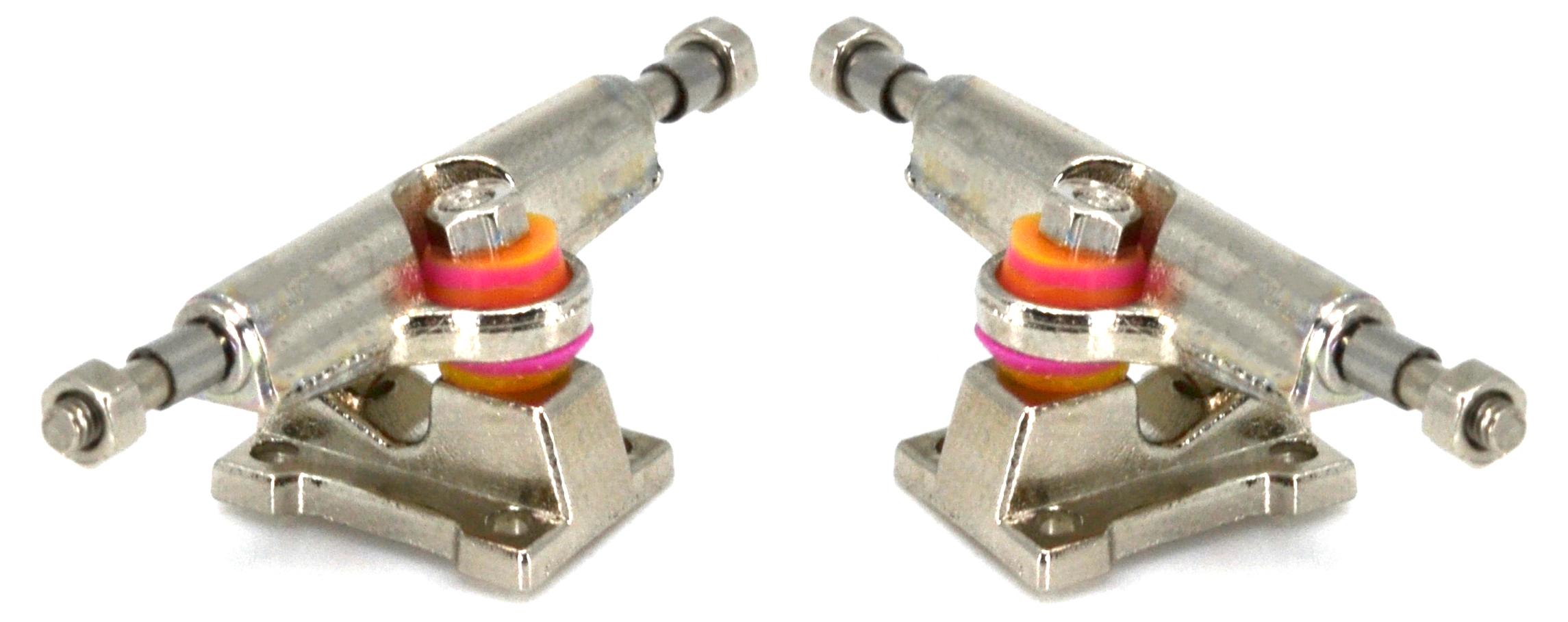 Bubble Bushings Professional Fingerboard Tuning Teak Tuning Pack of 5 Brown