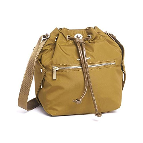 Hedgren Prisma Cuboid Drawstring Bucket Bag