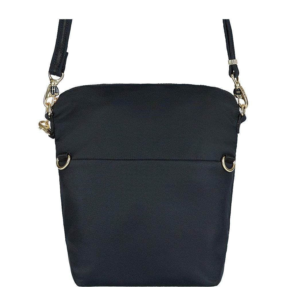 NWT Pacsafe Citysafe CX Anti-Theft Crossbody Bag travel Black Adjustable
