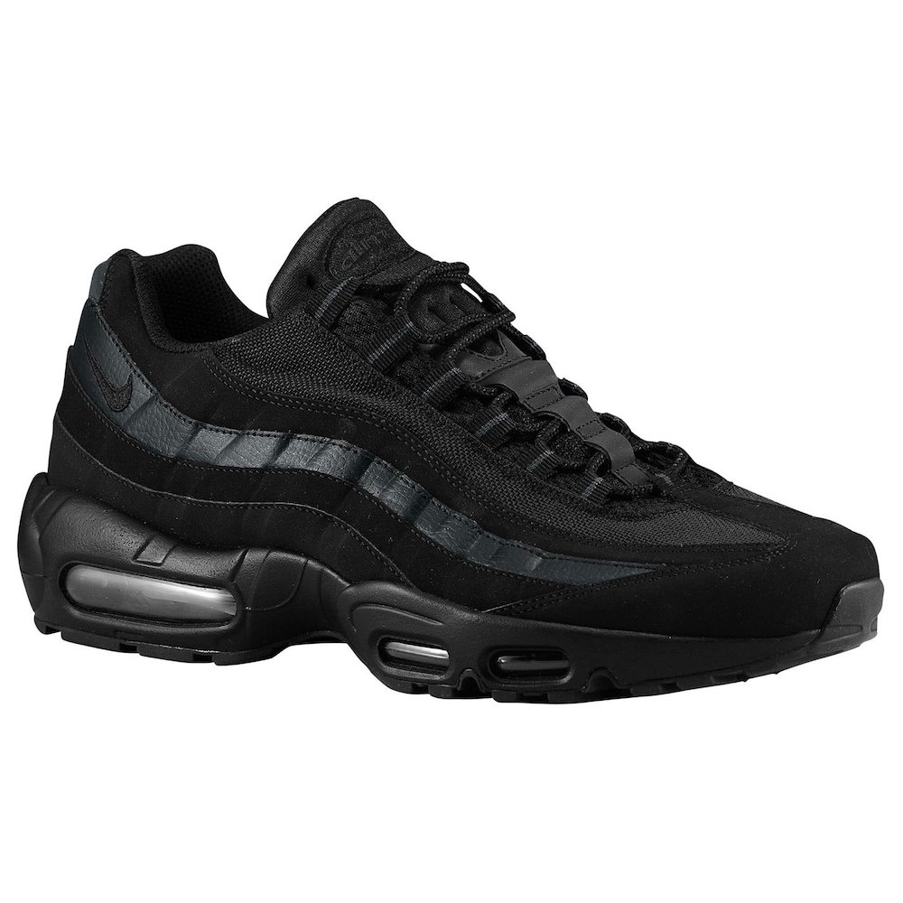 Details about Nike Men's Air Max 95 Running Shoes BlackBlackAnthracite