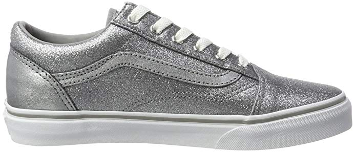 Vans Old Skool Glitter Checkerboard (W)