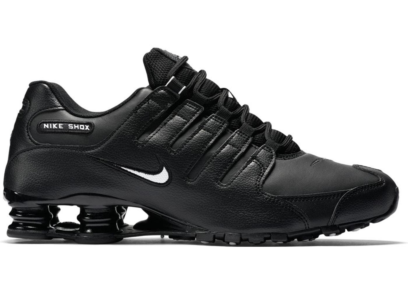 Nike Men's Shox NZ Running Shoe | eBay