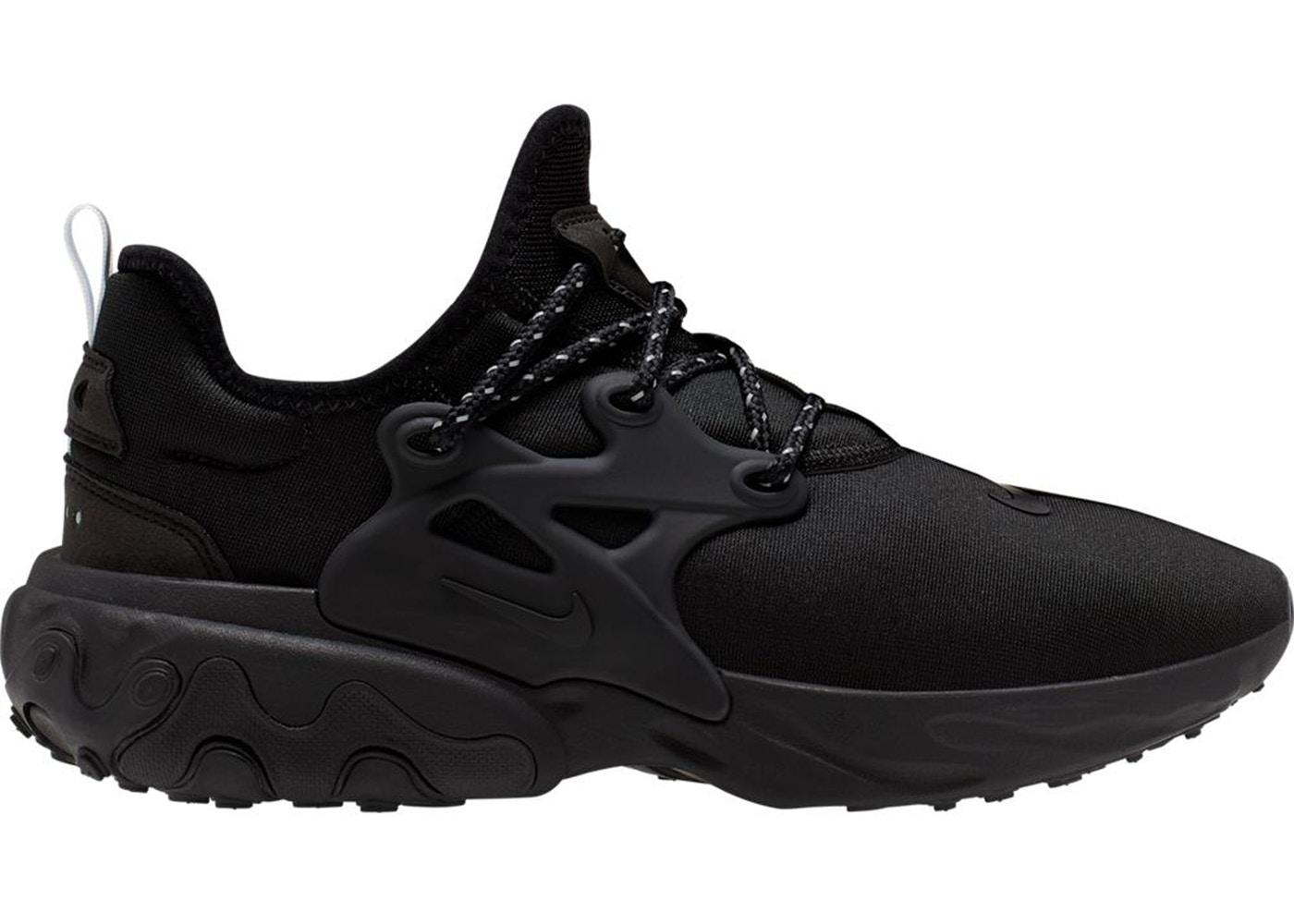 Nike Mens React Presto Running Shoes | eBay