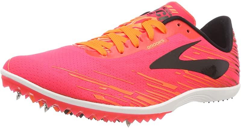 Mach 18 Track Spike, Pink/Orange