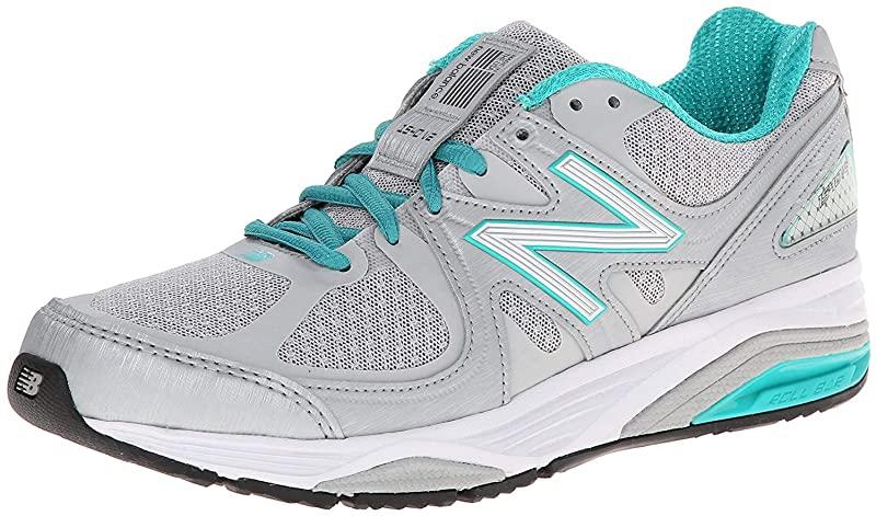 USA 1540 V2 Running Shoe, Silver/Green