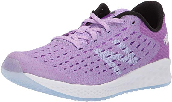 New Balance Kid/'s 515 Spring Canvas Pack Big Kids Female Shoes Pink With Purple