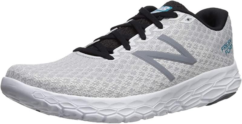 Beacon V1 Running Shoe, Arctic Fox/Blue